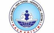 Adana Aladağ Halk Eğitim Merkezi Açtığı Kurslar