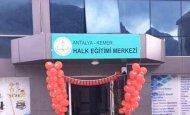 Antalya Kemer Halk Eğitim Kursları Adresi