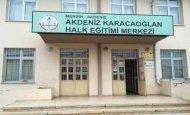 Mersin Akdeniz Karacaoğlan Halk Eğitim Kursları
