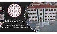 Beypazarı Halk Eğitim Merkezi Kursları